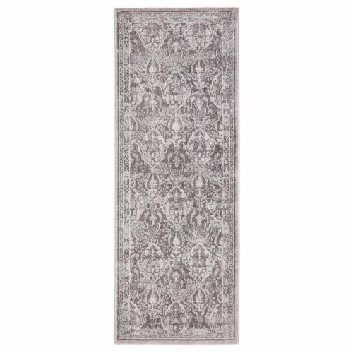 United Weavers of America 1855 20494 28E Imperial Enlighten Taupe Runner Rug, 2 ft. 7 in. x 7 Perspective: front