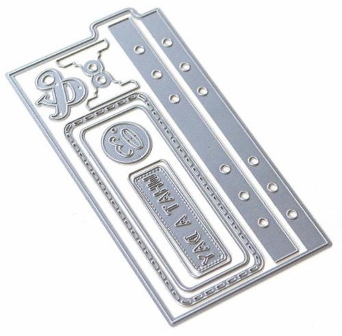 Elizabeth Craft Metal Die-Sidekick Essentials 5 Perspective: front