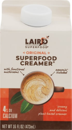 Laird Superfood Original Superfood Creamer Perspective: front