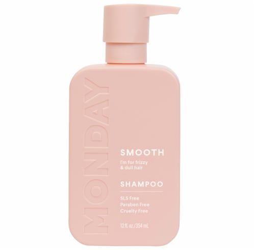 MONDAY Haircare Smooth Shampoo Perspective: front