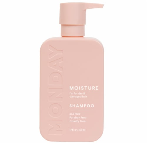 MONDAY Haircare Moisture Shampoo Perspective: front