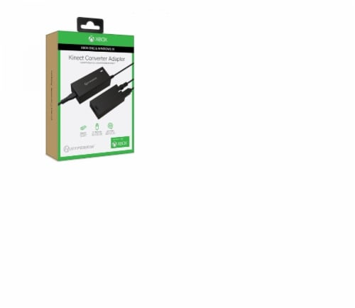 Hyperkin Kinect Converter Adapter Perspective: front
