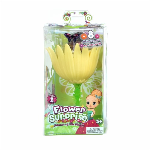 Mattel Barbie Flower Surprise Series 1 Doll - Assorted Perspective: front