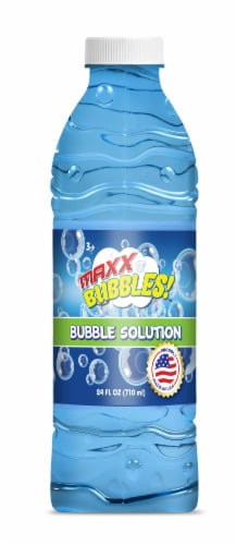 Maxx Bubbles Refill Bubble Bottle Perspective: front