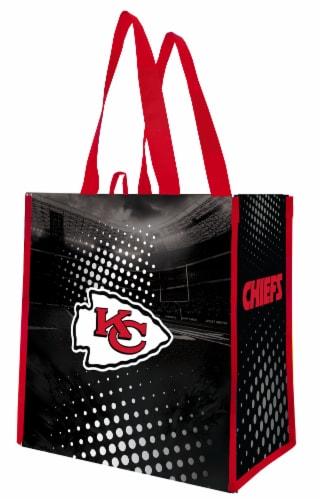Kansas City Chiefs Reusable Tote Bag Perspective: front