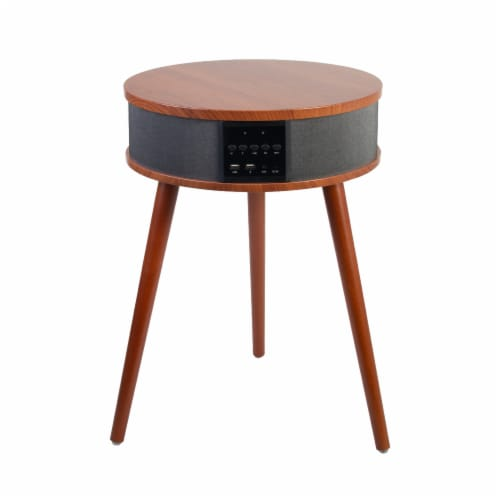 Wireless Speaker Table Perspective: front