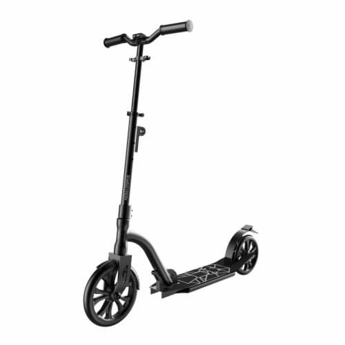 Swagtron K9 Commuter Kick Scooter Perspective: front