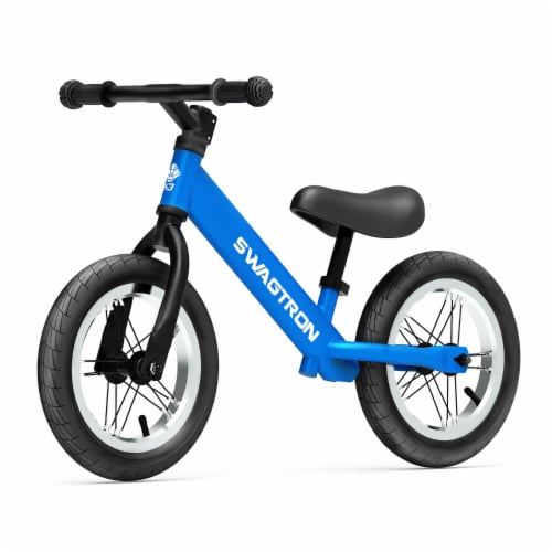 Swagtron K3 No-Pedal Balance Bike Perspective: front