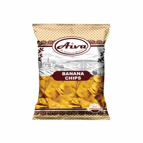 Banana Chips Perspective: front