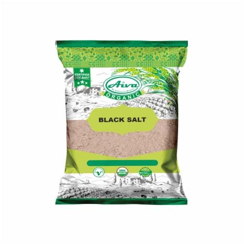 Natural Black Salt Powder Pure Perspective: front