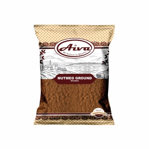 Nutmeg Powder Perspective: front