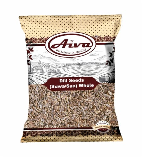 Aiva Dill Seeds (Suwa/Sua) Whole Perspective: front