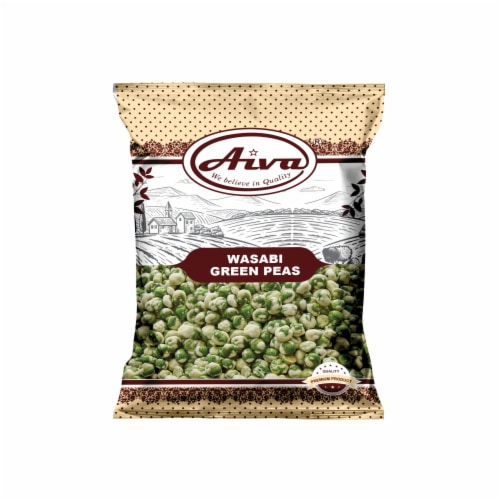 Wasabi Green Peas Perspective: front