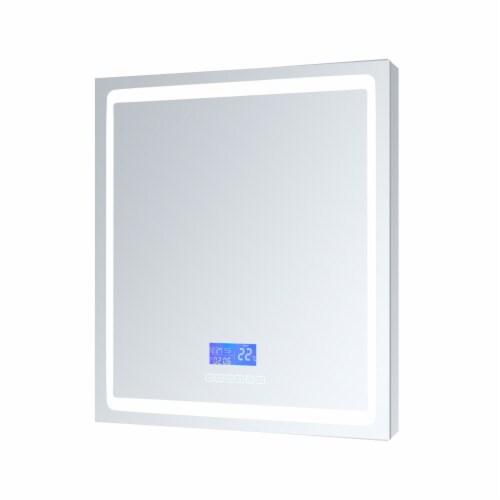 "Bracciano 30"" Wide x 36"" Tall LED Medicine Cabinet w/ Defogger Perspective: front"