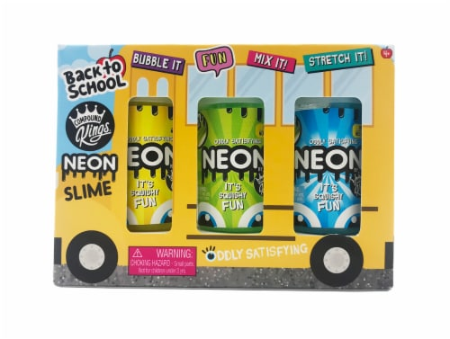 Compound Kings Back to School Slime Perspective: front