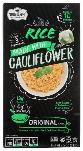 Veggiecraft Farms Cauliflower Rice Perspective: front