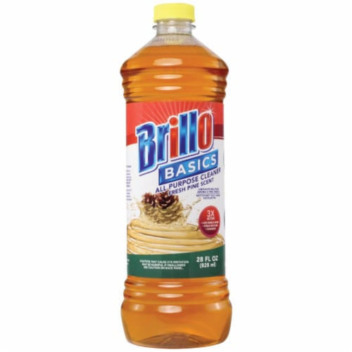 Brillo Basics 28OZ MULTI-SURFC CLEANER BB-28100 Pack of 12 Perspective: front