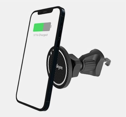 Prodigee Magneteek Car Mount Charger Perspective: front
