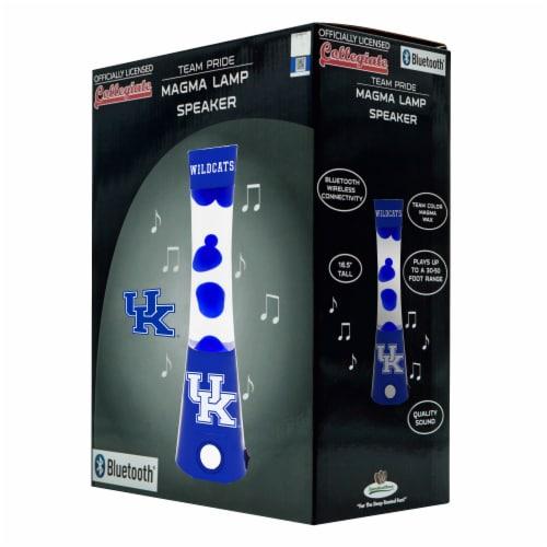 Kentucky Wildcats Team Pride Magma Lamp Speaker Perspective: front