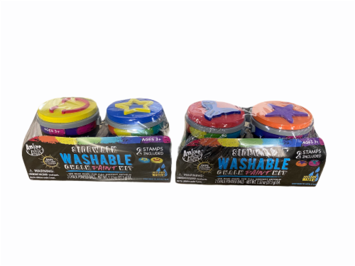 Anker Play Washable Chalk & Paint - Assorted Perspective: front
