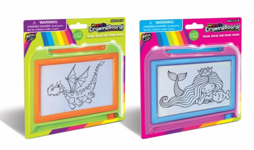 IG Design Magnetic Drawing Board - Assorted Perspective: front