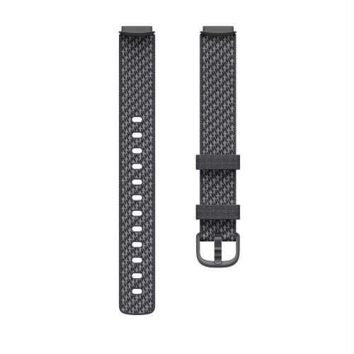 Fitbit Smartwatch Band - Slate Perspective: front