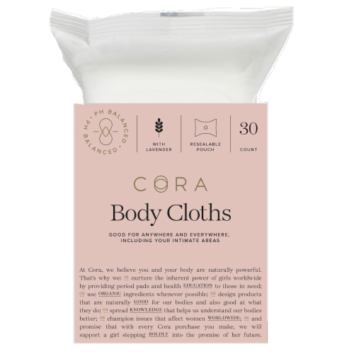Cora Body Cloths Perspective: front