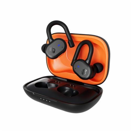 Skullcandy Push Ultra True Wireless Earbuds - Black Perspective: front
