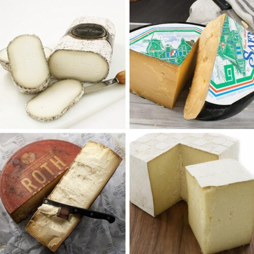 Aged To Perfection Gourmet Cheese Assortment (2 pound) Perspective: front