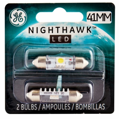 Tungsram 7443/BP2 Auto Bulb 2 Pack Perspective: front