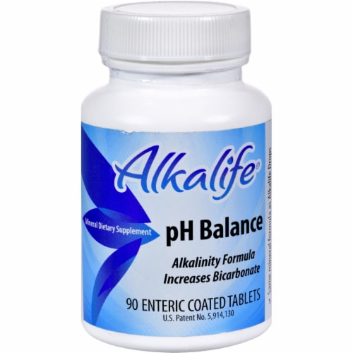 Alkalife  PH Balance Perspective: front