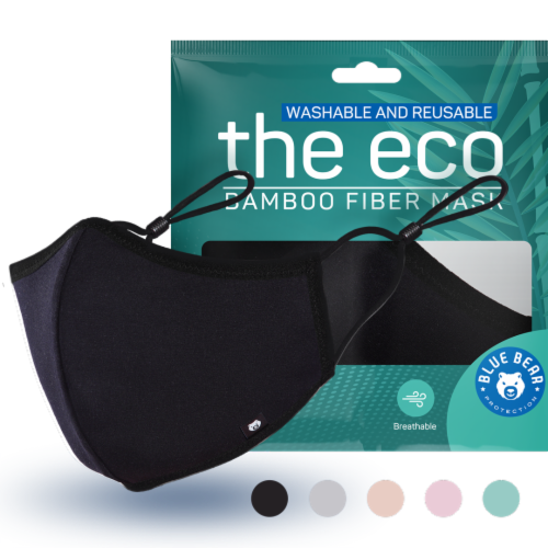 the Eco Mask Perspective: front