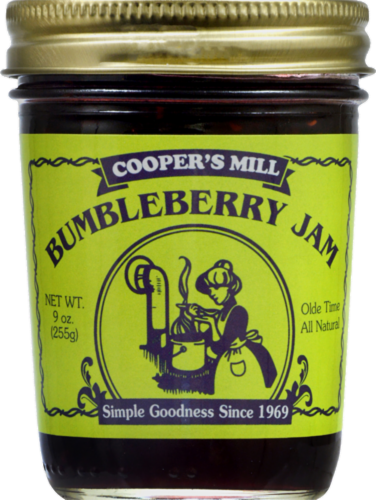 Cooper's Mill Bumbleberry Jam Perspective: front
