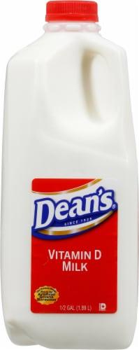 Dean's Vitamin D Milk Perspective: front