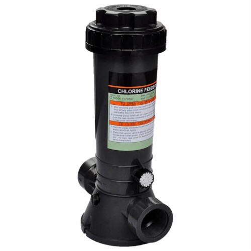 Automatic Chlorine Feeder for Swimming Pool Perspective: front