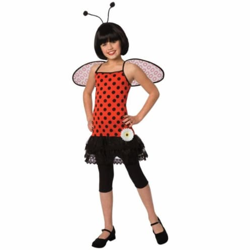 Costumes For All Occasions Lf3037Clg Love Bug Child Large Perspective: front