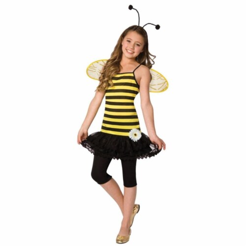 Costumes For All Occasions Lf3036Csm Sweet As Honey Child Small Perspective: front