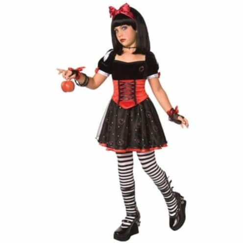 Costumes For All Occasions Lf3020Cmd Poisoned Princess Child Medium Perspective: front