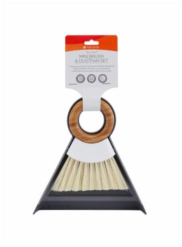 Full Circle Mini Brush and Dustpan Set Perspective: front