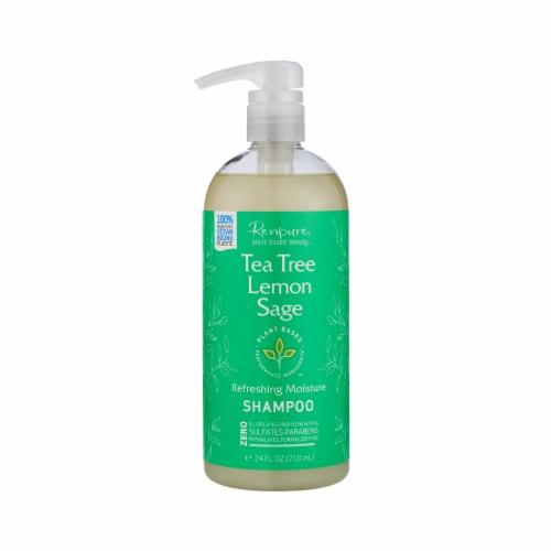 Renpure® Tea Tree Lemon Sage Shampoo Perspective: front