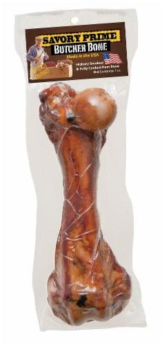 Savory Prime Ham Butcher Bone Perspective: front