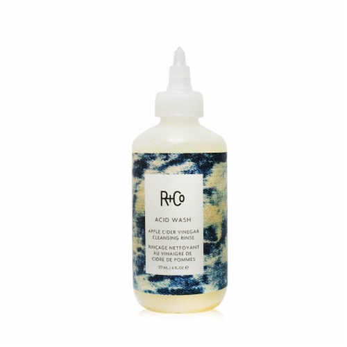 Acid Wash ACV Cleansing Rinse by R+Co for Unisex - 6 oz Cleanser Perspective: front