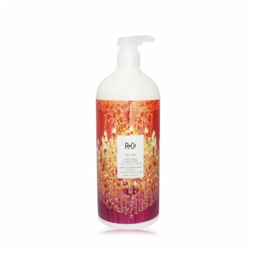 R+Co Bel Air Smoothing Conditioner + AntiOxidant Complex 1000ml/33.8oz Perspective: front