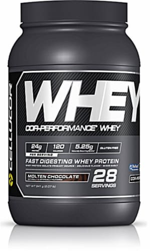 Cellucor  Cor-Performance® Whey   Molten Chocolate Perspective: front