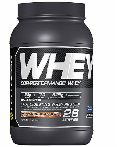 Cellucor  Cor-Performance® Whey   Peanut Butter Marshmallow Perspective: front