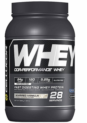 Cellucor  Cor-Performance® Whey   Whipped Vanilla Perspective: front