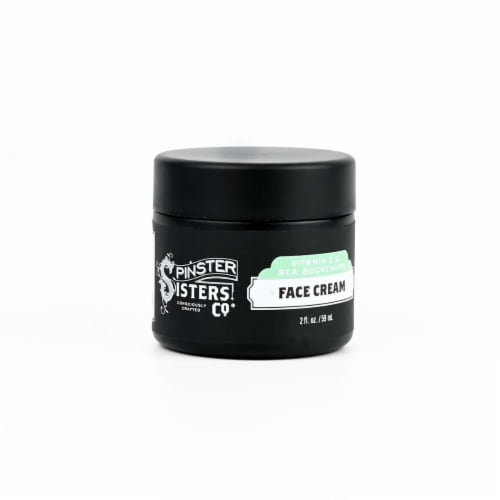 Spinster Sisters Co. Face Cream Perspective: front