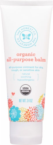 The Honest Co. Organic All-Purpose Balm Perspective: front