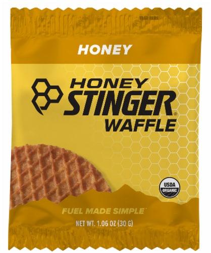 Honey Stinger® Honey Waffle Perspective: front