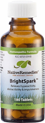 Native Remedies  BrightSpark™ Perspective: front